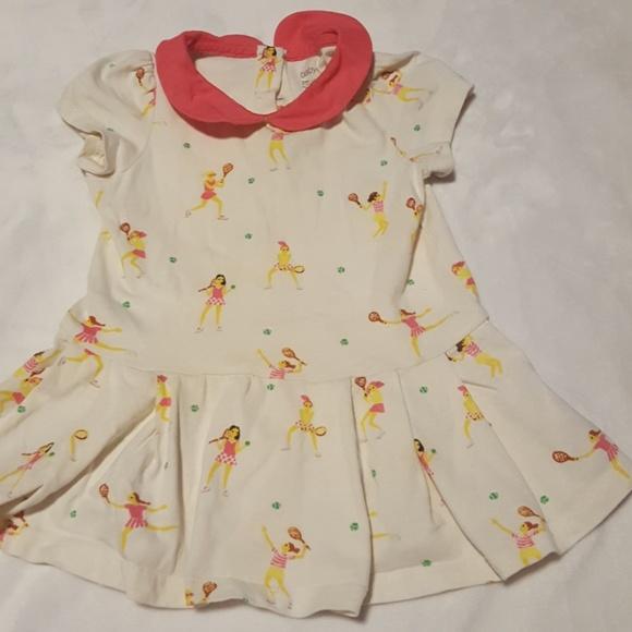 0bbd1bf82 GAP Dresses | Baby Tennis Dress | Poshmark